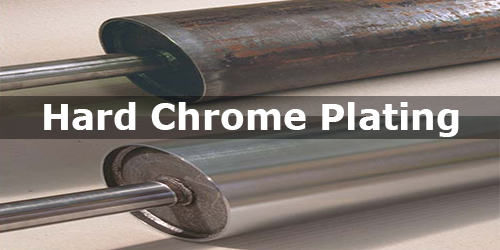 Hard Chrome Plating Before and After